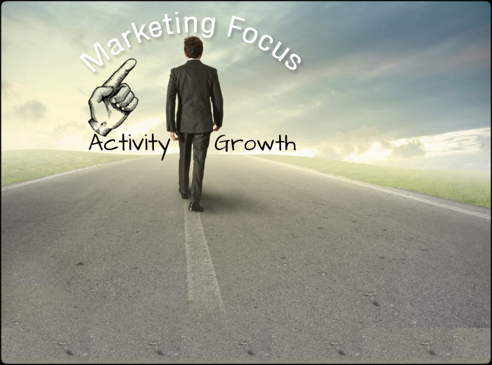 Focusing on marketing results in activity & growth
