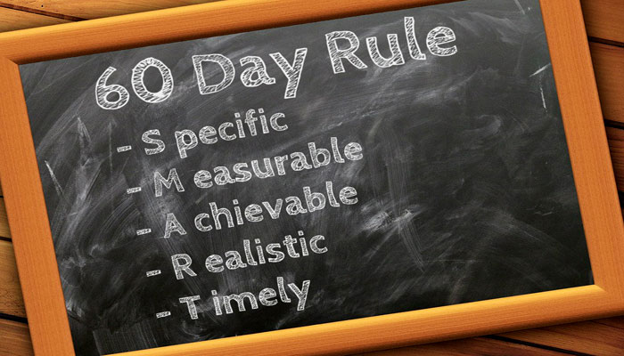 60 day rule for financial advisors