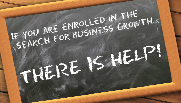 If you are enrolled in the search for business growth...