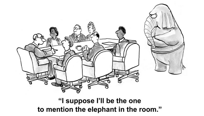 ElephantInRoom
