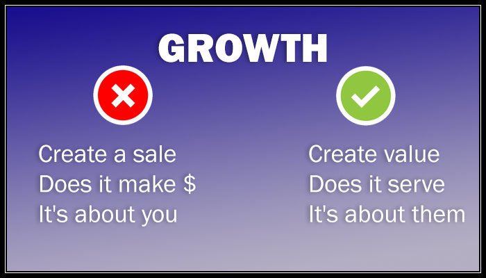 Creating GROWTH for business advisors.