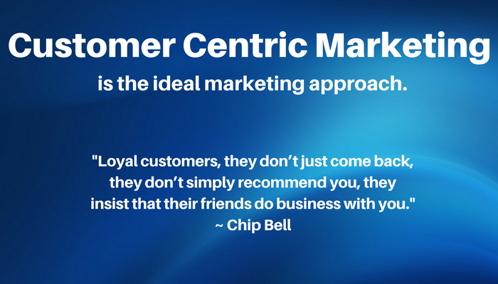 Customer Centric Marketing for Financial Advisors