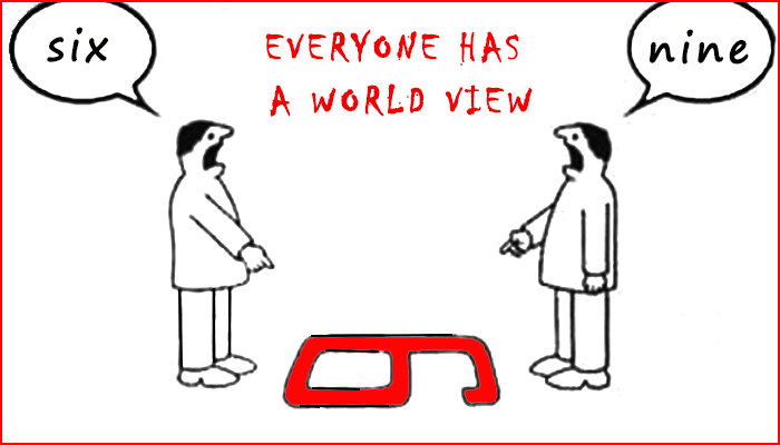 Every consumer has a worldview that affects the product you want to sell.