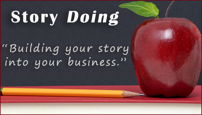 Building your story into your business